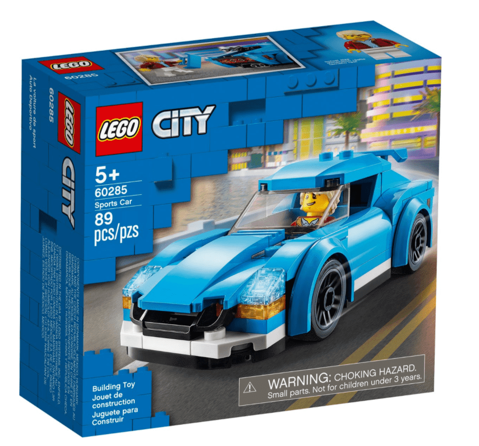 Lego 60285 - Sports Car freeshipping - TheBrick.co.il