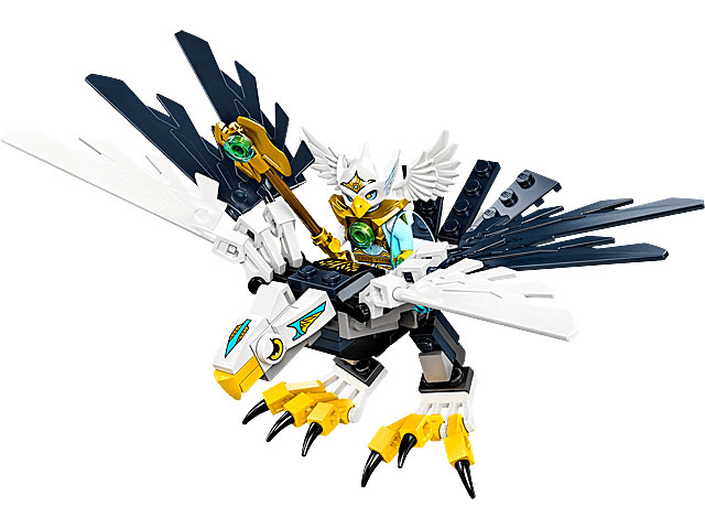Lego 70124 Eagle Legend Beast - TheBrick.co.il