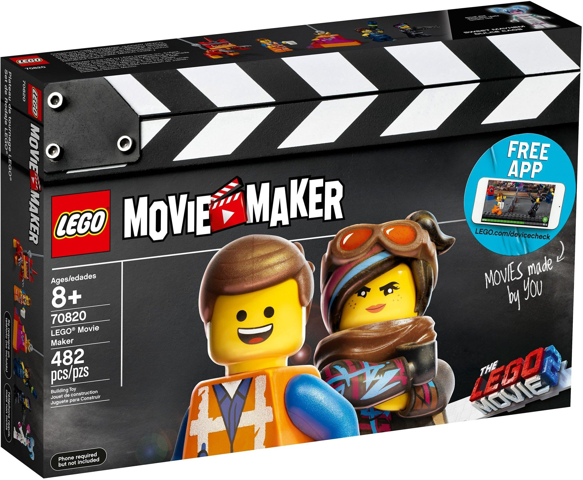 Lego 70820 - LEGO Movie Maker