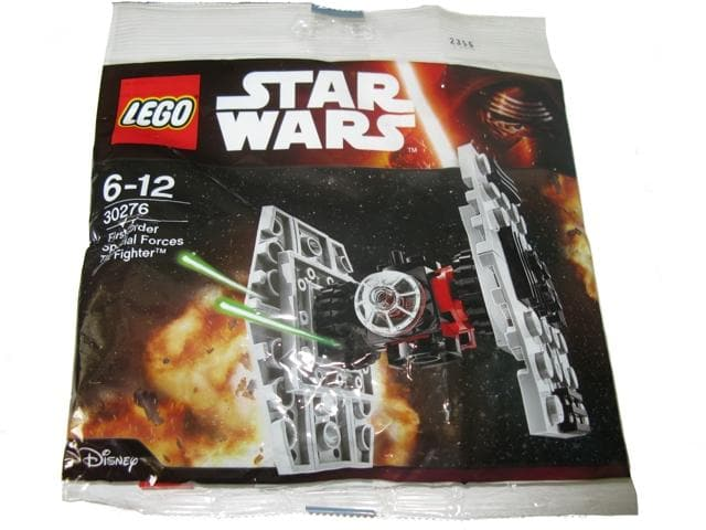 Lego לגו - 30276 - First Order Special Forces TIE Fighter - Mini polybag