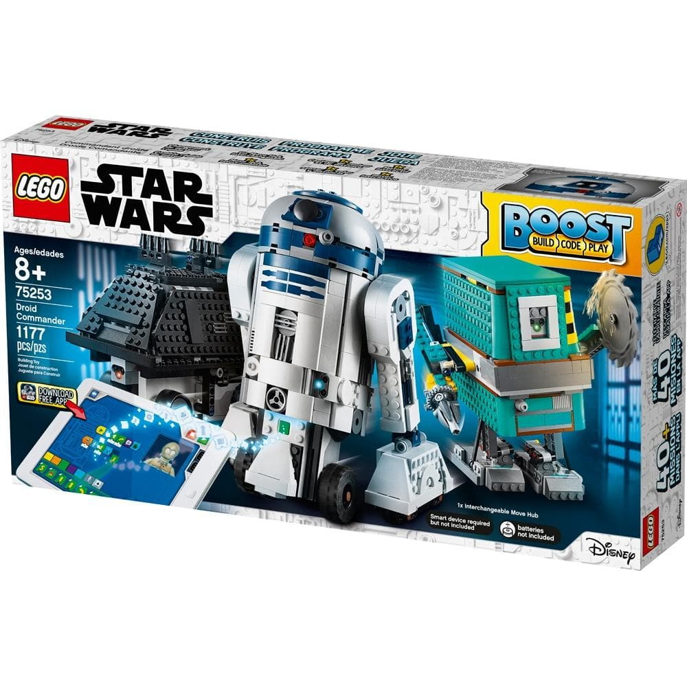 Lego 75253 Droid Commander freeshipping - TheBrick.co.il
