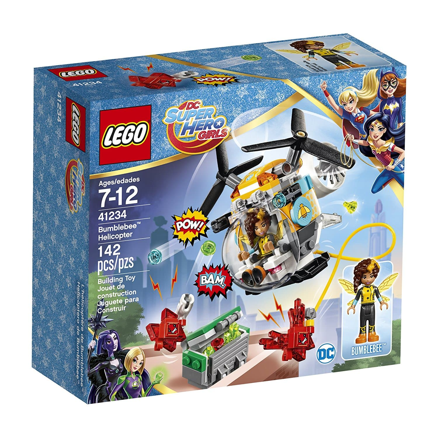 לגו 41234 Lego - הליקופטר freeshipping - TheBrick.co.il