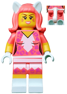 Lego לגו -  tlm162 - Kitty Pop - Minifigure only Entry freeshipping - TheBrick.co.il