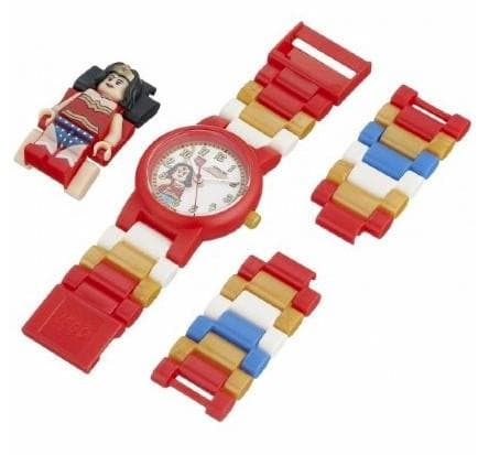 Lego 8020271 - Watch Set, Super Heroes Wonder Woman