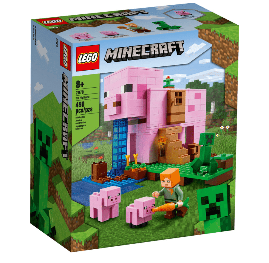 Lego 21170 - The Pig House freeshipping - TheBrick.co.il