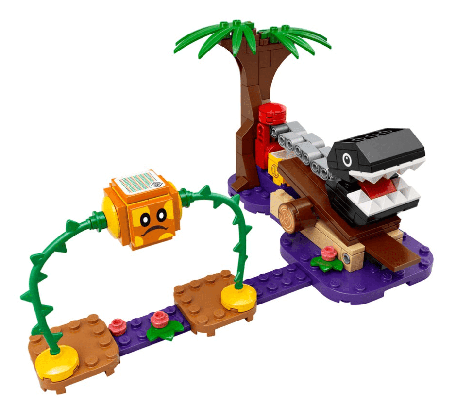 Lego 71381 - Chain Chomp Jungle Encounter Expansion Set freeshipping - TheBrick.co.il