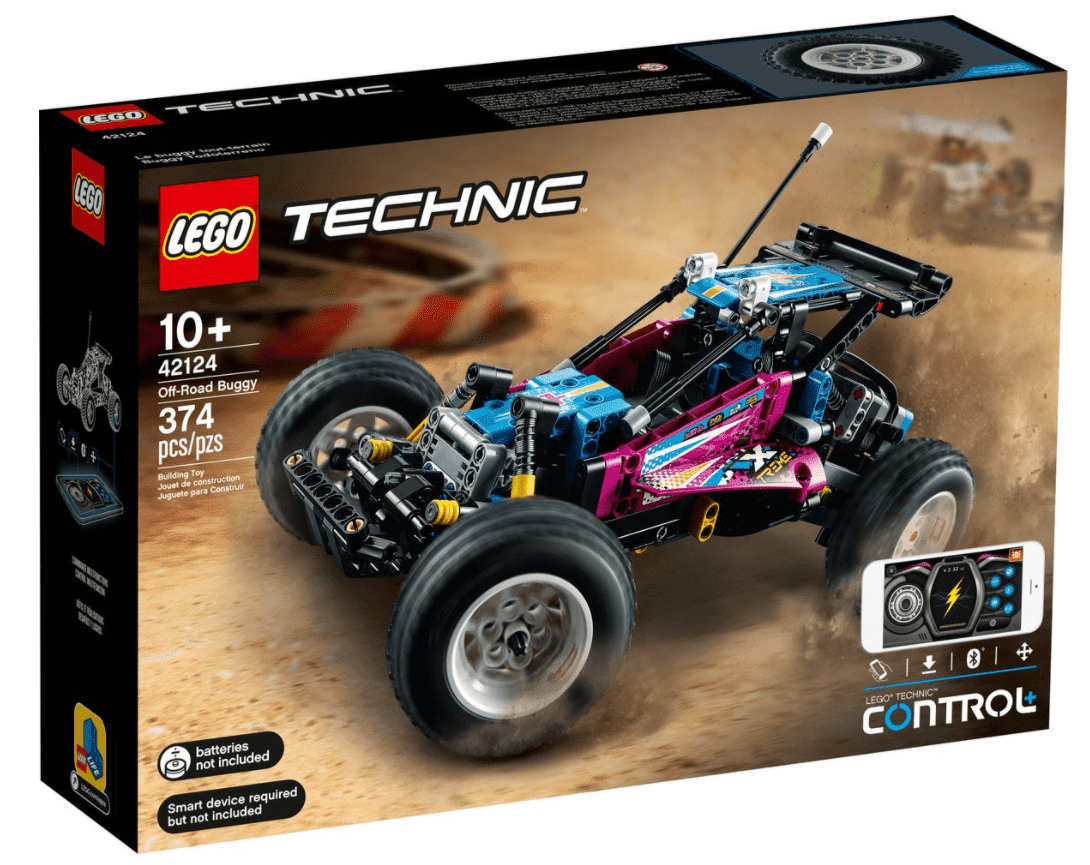 Lego 42124 - Off-Road Buggy freeshipping - TheBrick.co.il