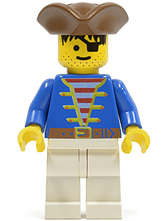 Pirate Blue Jacket