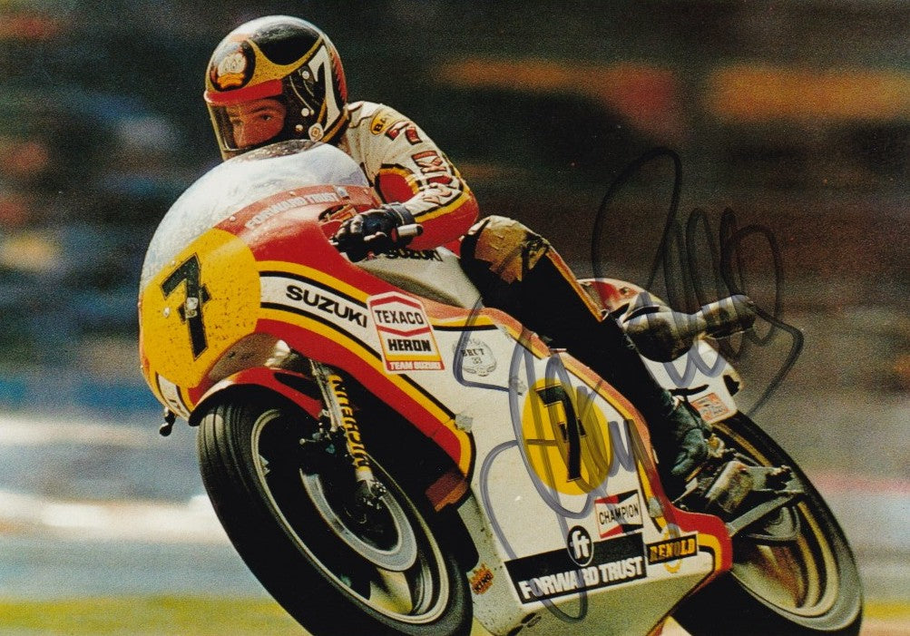 Barry Sheene +