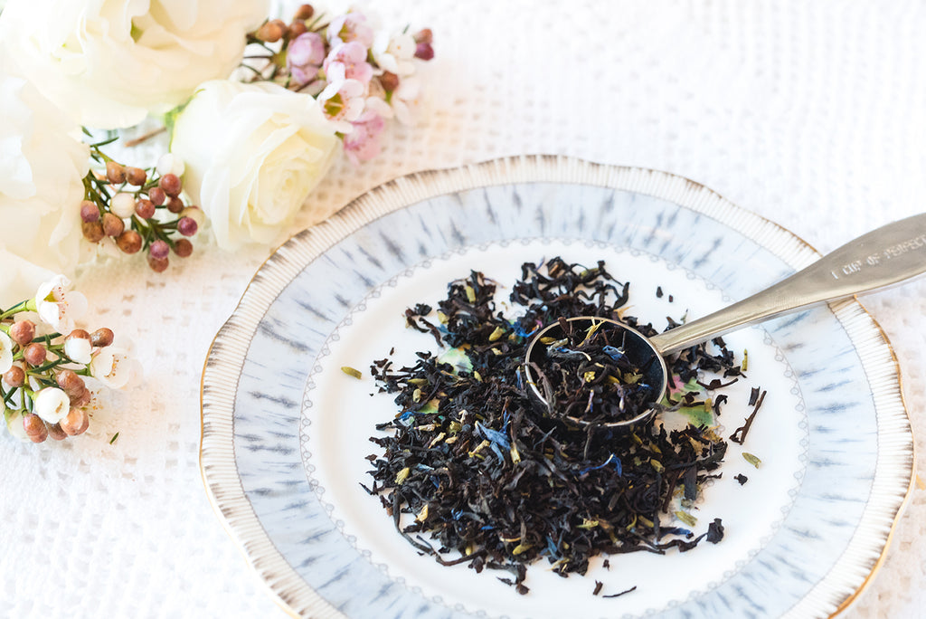 Lavender Earl Grey loose leaf black tea