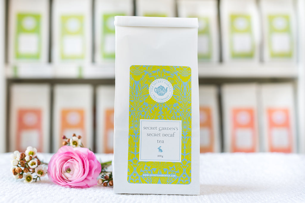 Secret Garden's Secret Decaf Tea