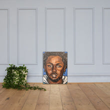 Load image into Gallery viewer, Kendrick Lamar Canvas Print