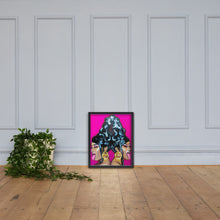 Load image into Gallery viewer, WAP Framed Posters