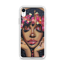 "Load image into Gallery viewer, ""Sza"" Brown Skin Girl Collection Phone Case"