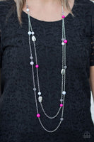 Paparazzi - Take One For The GLEAM - Multi Necklace #1084
