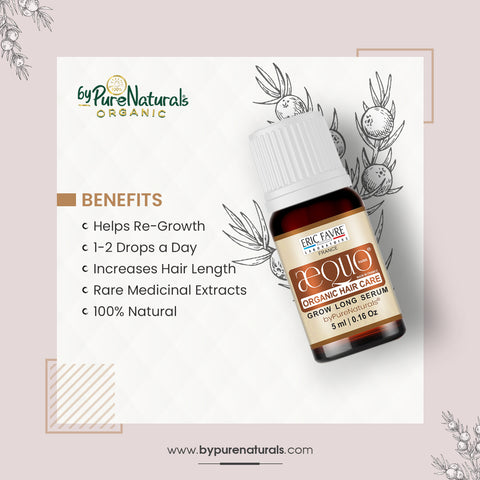 Benefits of using a hair growth serum