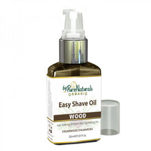 Load image into Gallery viewer, Cedarwood Easy Shave Oil byPurenaturals