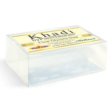 Load image into Gallery viewer, Khadi Clear glycerin Soap byPureNaturals
