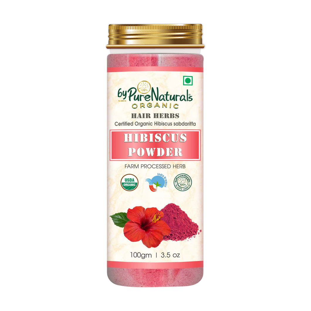 Organic Hibiscus Powder byPureNaturals