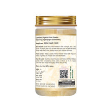 Load image into Gallery viewer, Organic Khus Powder byPureNaturals