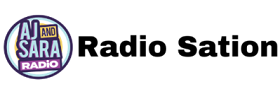 aj and sara radio station logo san diego