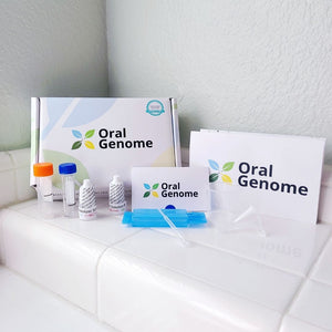 Dental Saliva Test Kit