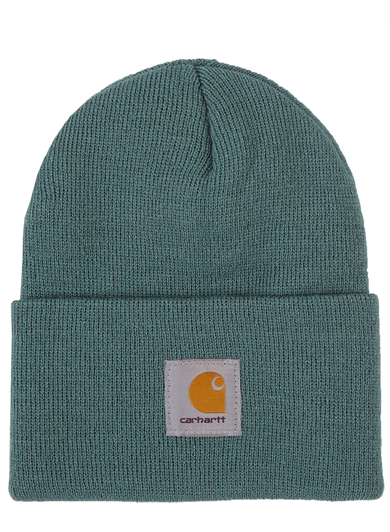 "Watch hat ""Beanie"" blue green"