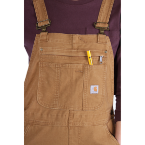 Carhartt crawford coverall female carhartt brown 102438