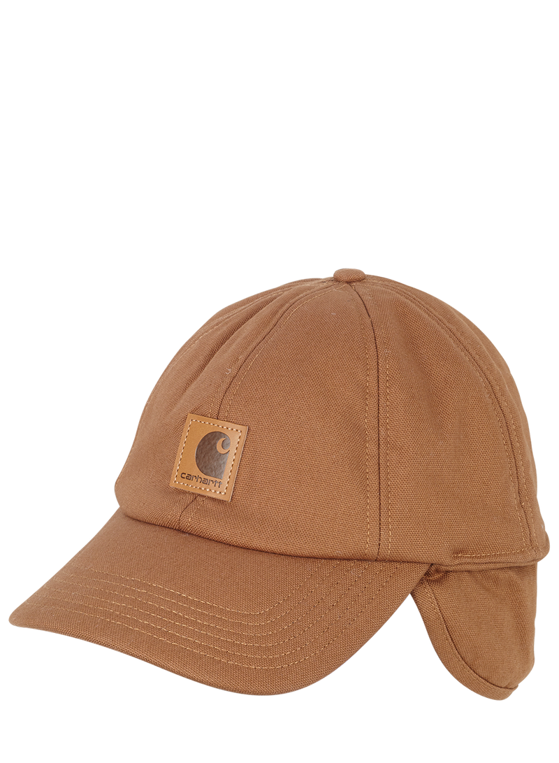"Cap ""work flex earflap"" carhartt brown A199"