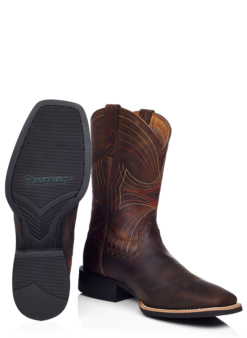 Ariat sport wide