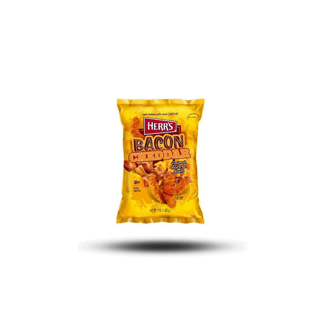 Herr´s Cheese Curls Bacon Cheddar 184,3-Herr´s-SNACK SHOP AUSTRIA