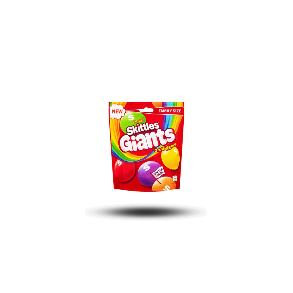 Skittles Fruits Giants 170g-Skittles-SNACK SHOP AUSTRIA