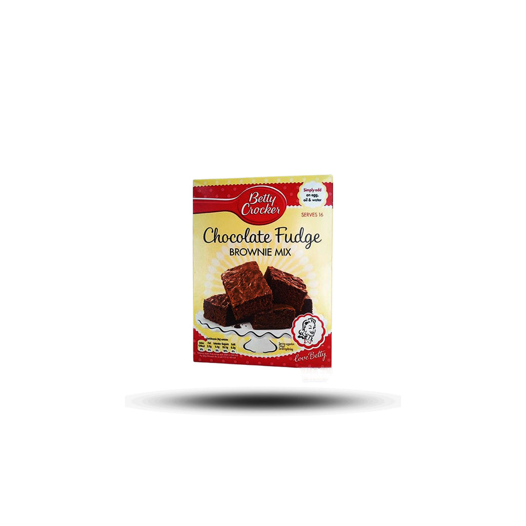 Betty Crocker - Chocolate Fudge Brownie Mix 415g-Betty Crocker-SNACK SHOP AUSTRIA