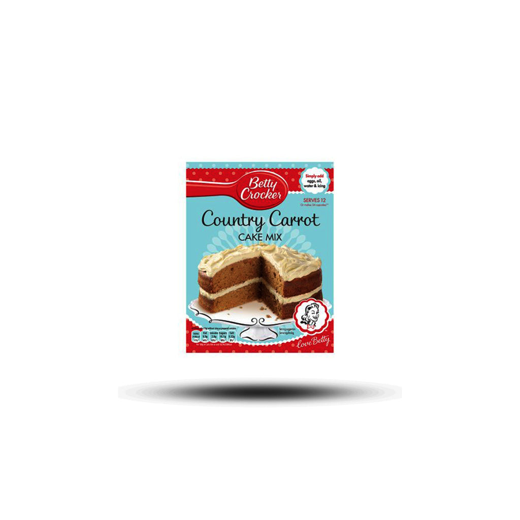 Betty Crocker Country Carrot Cake Mix 425g-Betty Crocker-SNACK SHOP AUSTRIA
