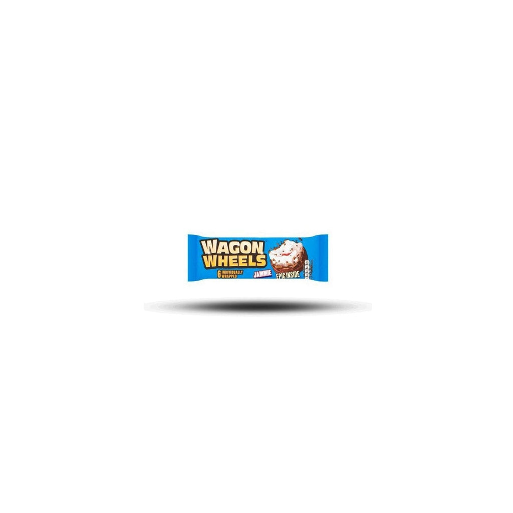 Burton´s Wagon Wheels Jammie 6 Pack