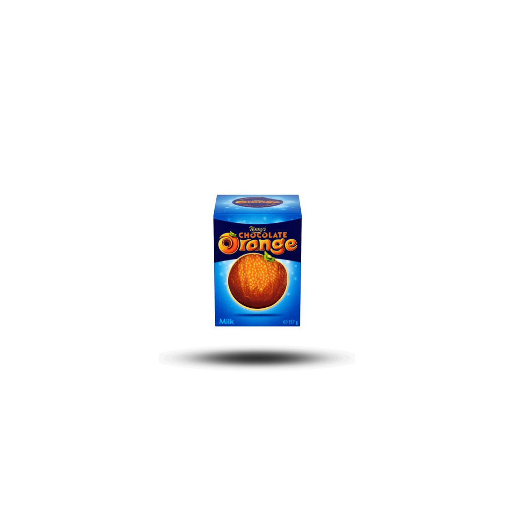 Terry's Chocolate Orange Milk 157g-Terry-SNACK SHOP AUSTRIA