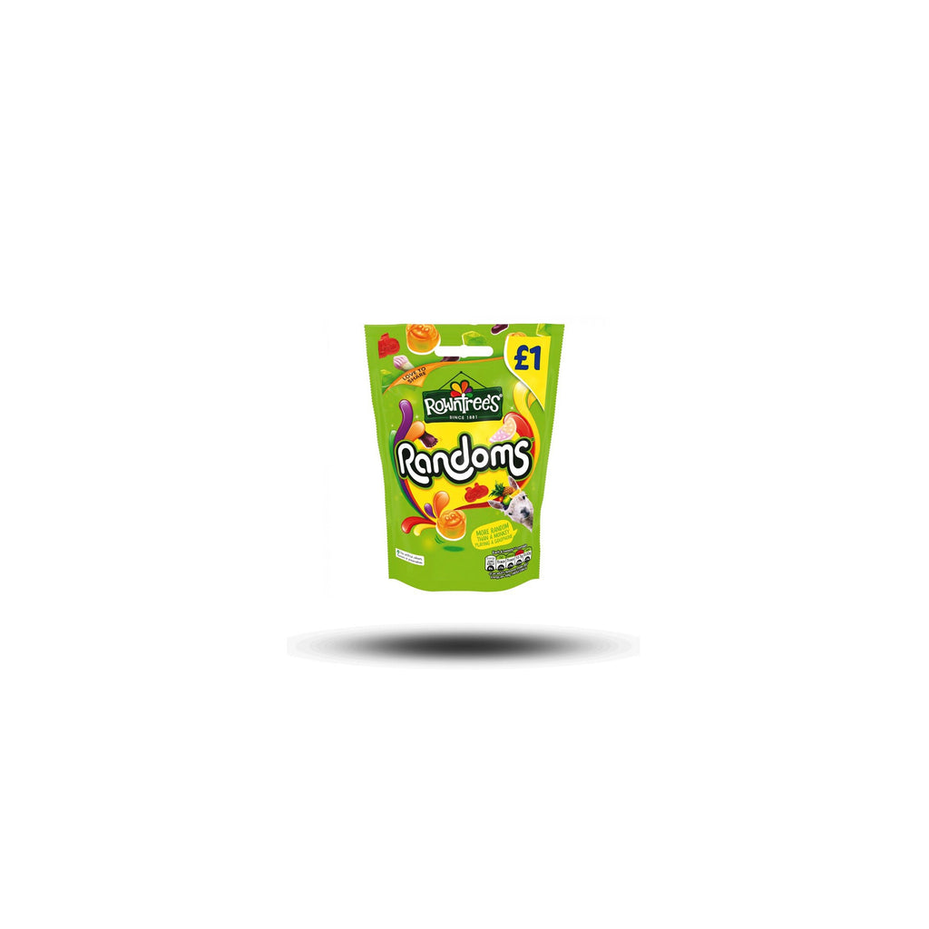 Rowntree's Randoms Share Pouch 120g