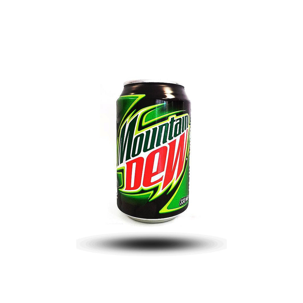 Mountain Dew 330ml-Pepsico-SNACK SHOP AUSTRIA