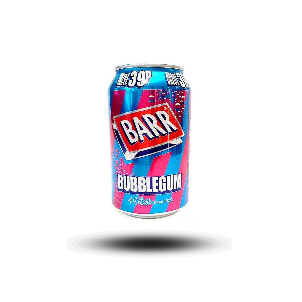 Barr Bubblegum 330ml-Barr-SNACK SHOP AUSTRIA