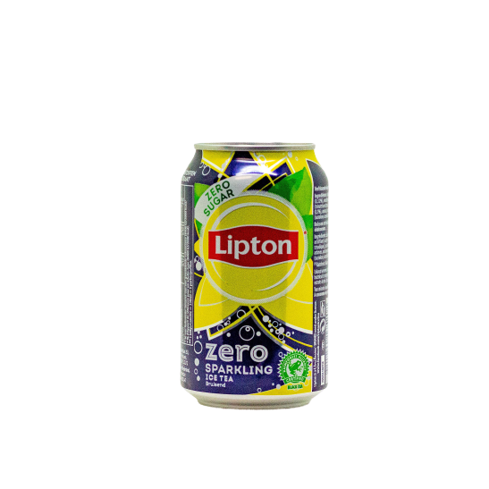 Lipton Ice Tea Sparkling Zero Sugar 330ml-Lipton-SNACK SHOP AUSTRIA