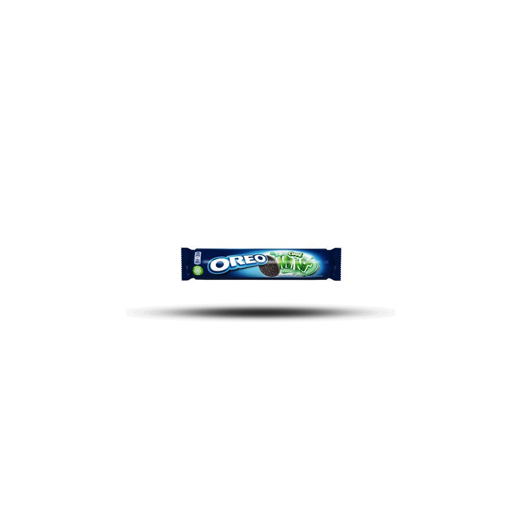 Oreo Mint Flavour 154g-Mondelez International-SNACK SHOP AUSTRIA