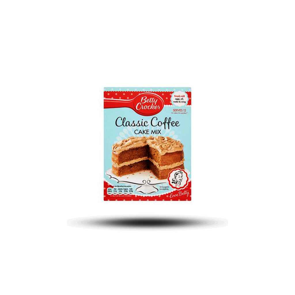 Betty Crocker Classic Coffee Cake Mix 425g-Betty Crocker-SNACK SHOP AUSTRIA