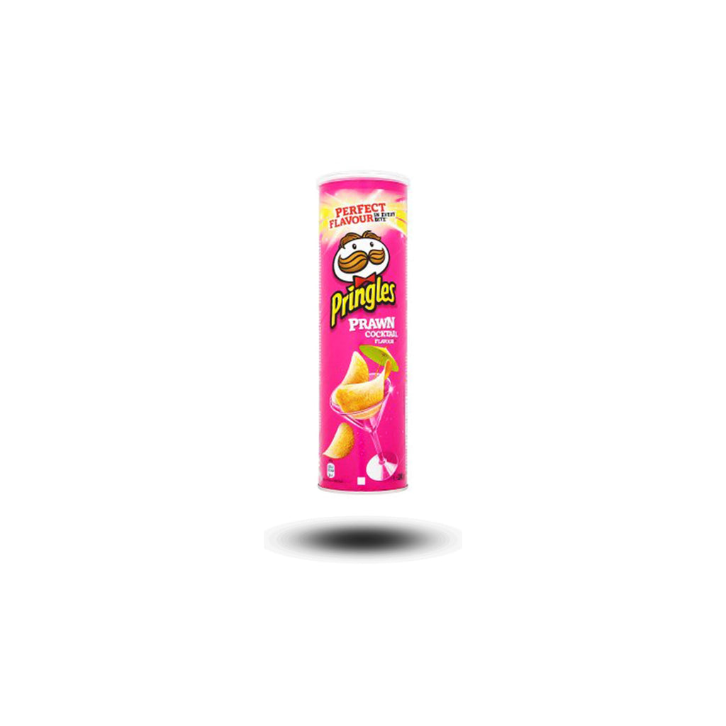 Pringles Prawn Cocktail Flavour 200g-Pringles-SNACK SHOP AUSTRIA