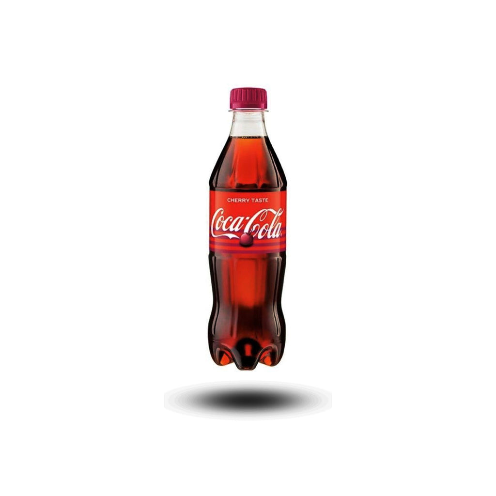 Coca-Cola Cherry Taste 500ml-Coca-Cola Company-SNACK SHOP AUSTRIA