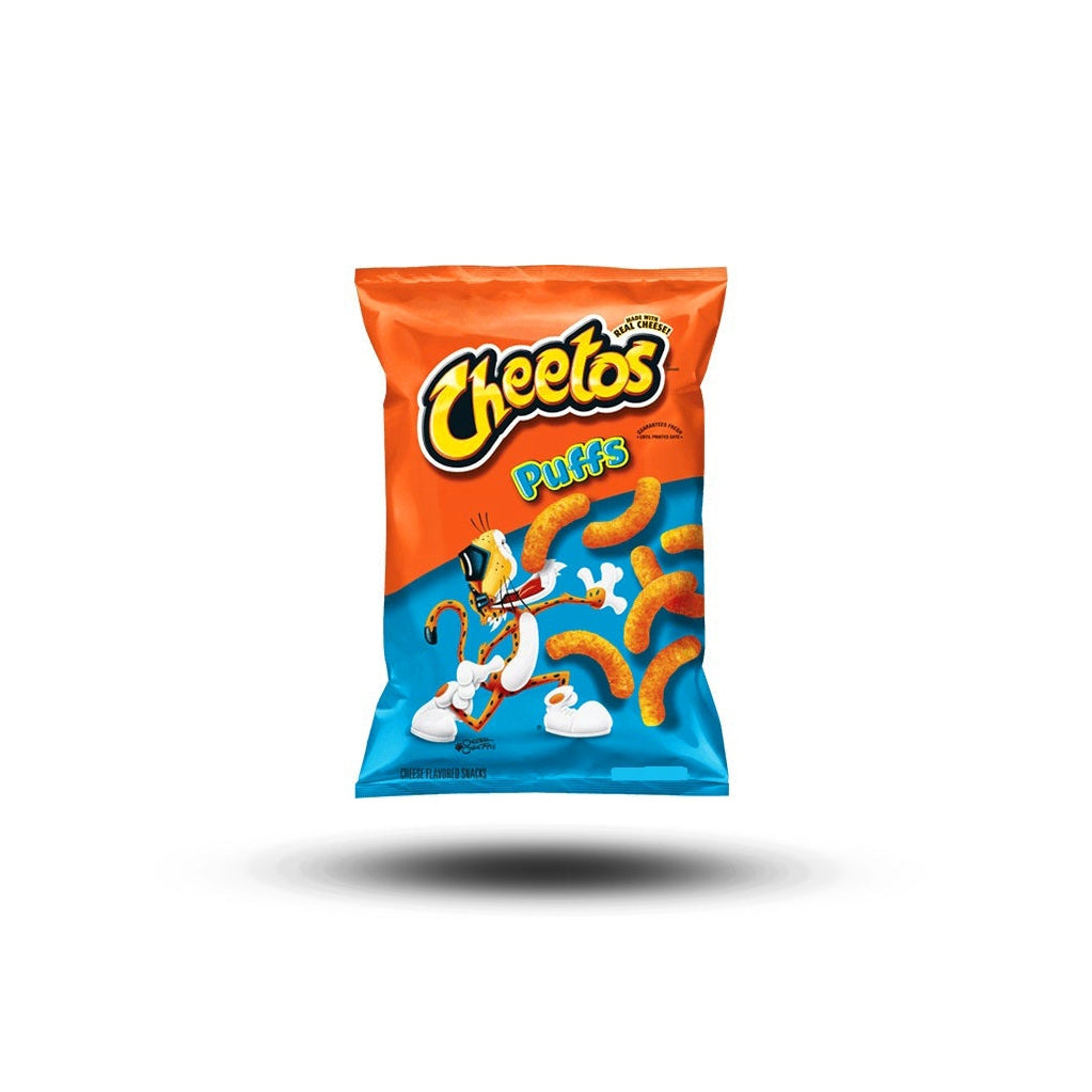 Cheetos Puffs Cheese 255,1g-Cheetos-SNACK SHOP AUSTRIA