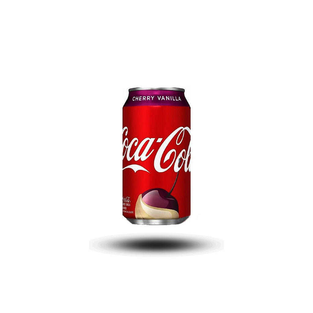 Coca Cola Cherry Vanilla 355ml-Coca-Cola Company-SNACK SHOP AUSTRIA