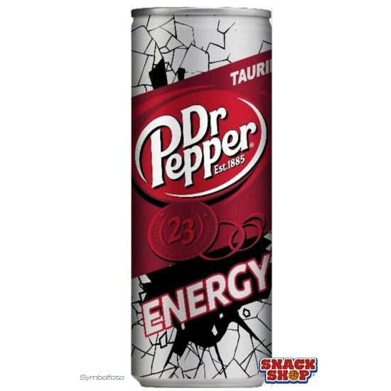 Dr Pepper Energy 250ml-Dr Pepper-SNACK SHOP AUSTRIA