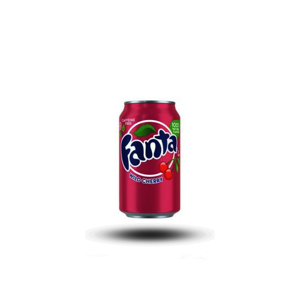 Fanta Wild Cherry 355ml-Coca-Cola Company-SNACK SHOP AUSTRIA