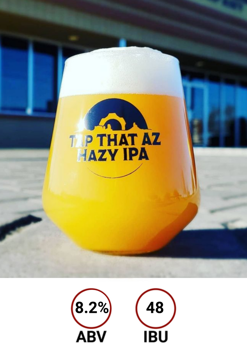 Tap That AZ Hazy