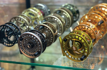 Trout Creek Outfitters Reels